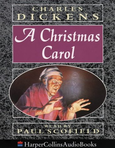 a christmas carol charles dickens paul scofield 9780001046863 amazoncom books - When Was A Christmas Carol Written