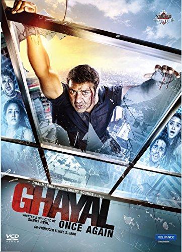 Ghayal Once Again Video CD