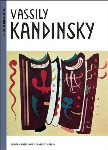 (Sticker Art Shapes: Vassily Kandinsky)
