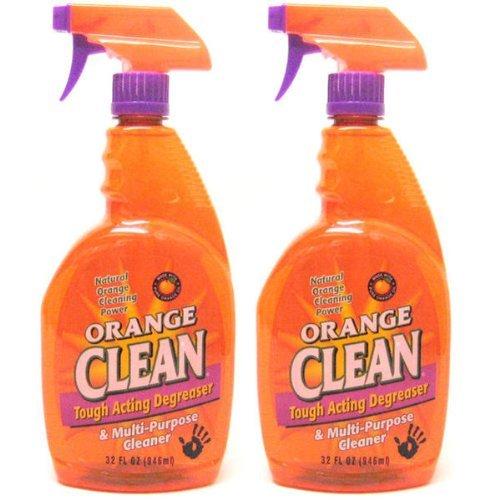 ORANGE CLEAN オレンジクリーン 946ml×2本セット