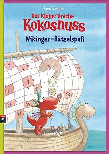 Der kleine Drache Kokosnuss - Wikinger-Rätselspaß (Spannende Rätselhefte)
