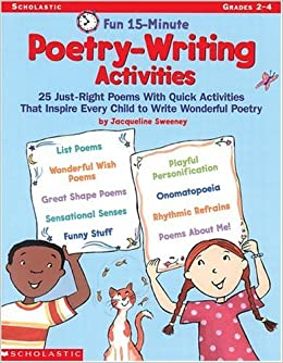 fun 15 minute poetry-writing activities for senior