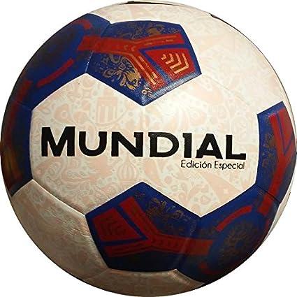 Russia Balón de fútbol Ruso, tamaño 5, con Licencia Oficial ...