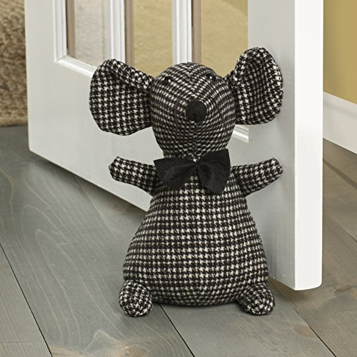 Elements 5218432 Decorative Polyester Door Stop, 10