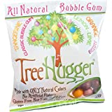 Tree Hugger All Natural Bubble Gum - Citrus Berry - 2 oz - Case of 12 - Gluten Free - Dairy Free - Vegan