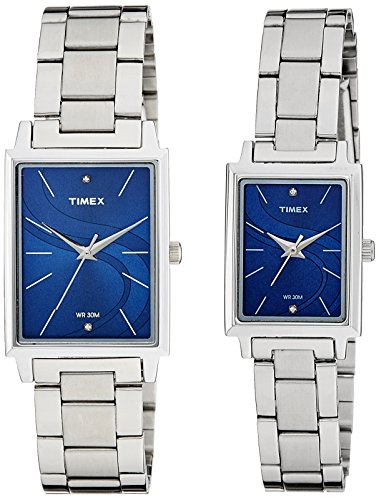 Timex-Unisex-Analog-Blue-Dial-Watch