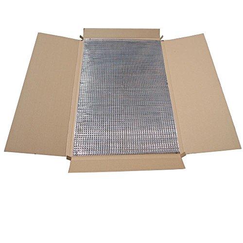 lvanized Welded Wire Mesh Sheet, 6 Pcs Set, 2' x 3' - 1/2 Inch x 1/2 Inch 18GA (1.2mm) ()