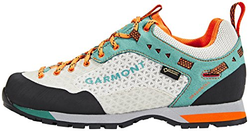 Garmont Drag ontail N. Air.G GTX® women – Light grey/Teal Green
