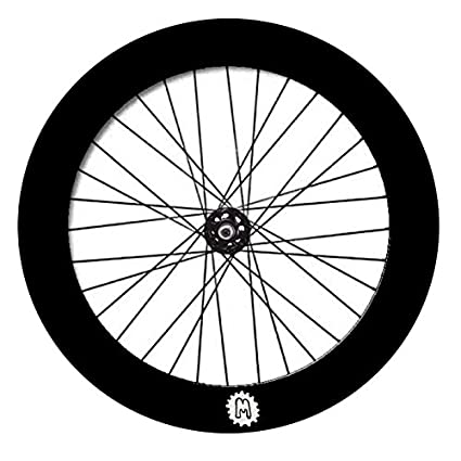 Rueda de bicicleta Mowheel 70mm delantera: Amazon.es: Deportes y ...
