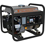Dirty Hand Tools 101105, 3000 Running Watts/2800 Starting Watts, Gas Powered Portable Genetor, EPA & CARB Compliant