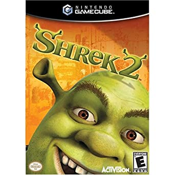 Amazon Com Shrek 2 Gamecube Artist Not Provided Video Games