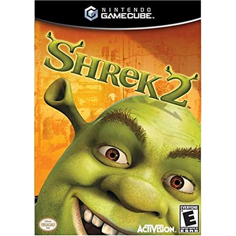 Amazon Com Shrek 2 Playstation 2 Artist Not Provided Video Games