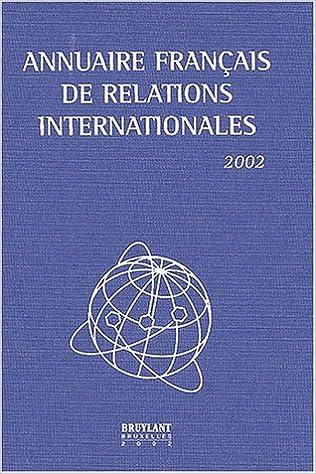 Téléchargez des livres pdf gratuits ipad Annuaire français des relations internationales, volume 3 in French PDF RTF DJVU 2802715836