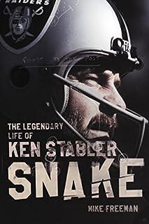 Book Cover: Snake: The Legendary Life of Ken Stabler