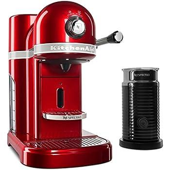 Amazon.com: KitchenAid Nespresso asistente de cocina, Empire ...