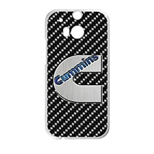 DAZHAHUI cummins Phone Case for HTC One M8 BY RANDLE FRICK by heywan