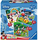 Ravensburger Mickey Mouse Clubhouse (Import Grande Bretagne)