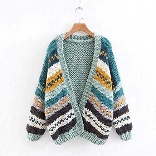 Maglia inverno Top Maglione Sweatershirt Pullover 3 Abbigliamento Solido Sweater autunno Donna Moda Donna A 3 Lavorato Femminile Knitted xOw7HAqYn