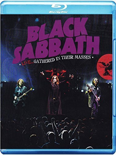 Black Sabbath - Black Sabbath Live... Gathered In Their Masses Cd/blu Ray By Black Sabbath - Zortam Music