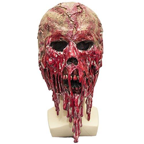 Bloody Halloween Masks - 1