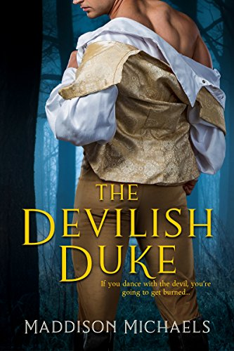The Devilish Duke cover