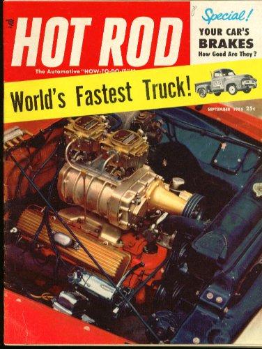 HOT ROD 1953 Ford Pickup Bonneville Express 9 1955