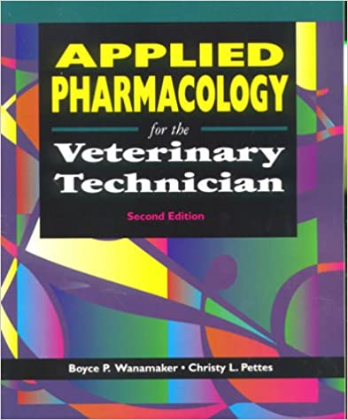 !!TXT!! Applied Pharmacology For The Veterinary Technician, 2e. Company District graphics tipos Recibe Diego Common equipo