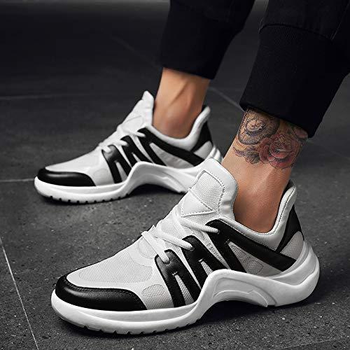 Breathable Run and Net Shoes Winter Leisure Shoesmen Autumn Men's Net Sport Trend NANXIEHO vgnzqx