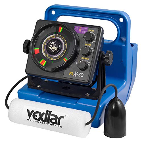 Vexilar GPX2012 Inc, FLX-20 Genz Pack with 12 Ice-Ducer ()