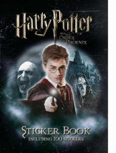 Read Online Harry Potter and the Order of the Phoenix: Sticker Activity Book PDF