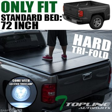 chevy s10 tonneau cover - 3