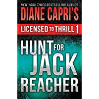 Licensed to Thrill 1: Hunt For Jack Reacher Series Thrillers Books 1-3 Kindle Edition for Free