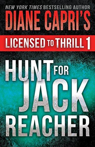 Free eBook - Hunt for Jack Reacher