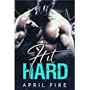 Hit Hard: A Bad Boy Sports Romance (Athletic Affairs)