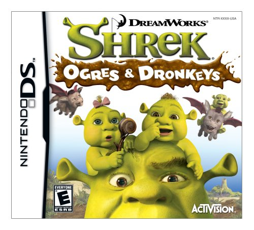 Shrek the Third: Ogres and Dronkeys