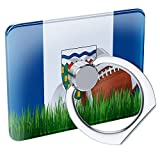 Best Northwest Watch Phones - Cell Phone Ring Holder Football with Flag Northwest Review