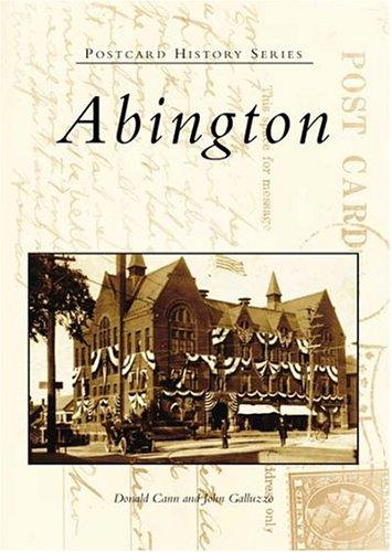 Abington   (MA)   (Postcard  History  Series)