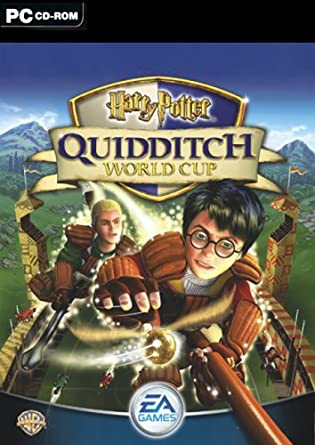 Harry Potter Quidditch World Cup Pc Amazon Co Uk Pc Video Games
