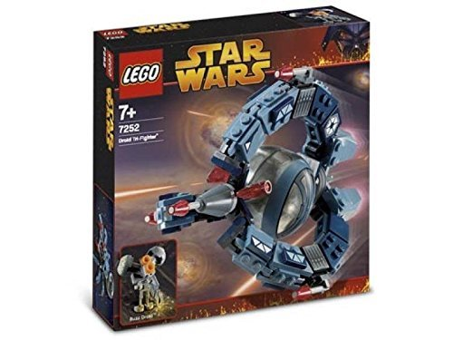 Star Wars Lego Episode III Droid Tri-Fighter #7252 (Lego Droid Tri Fighter)