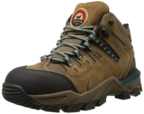 Pictures of Irish Setter Work Women's 83204 Two Brown 5 M US 1