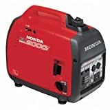 2000 Watt Portable Generator - Honda EU2000I 2000 Watt Portable Generator with Inverter