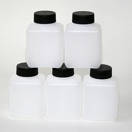 Colours-Manufaktur Relags – Botella de plástico PVC Plástico 250 – Caja 500 ML,
