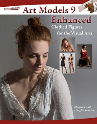 Art Models 9 Enhanced: Clothed Figures for the Visual Arts: DVD-ROM (Art Models series)