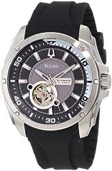 Bulova Men's 96A136 BVA-SERIES 120 Automatic strap Watch