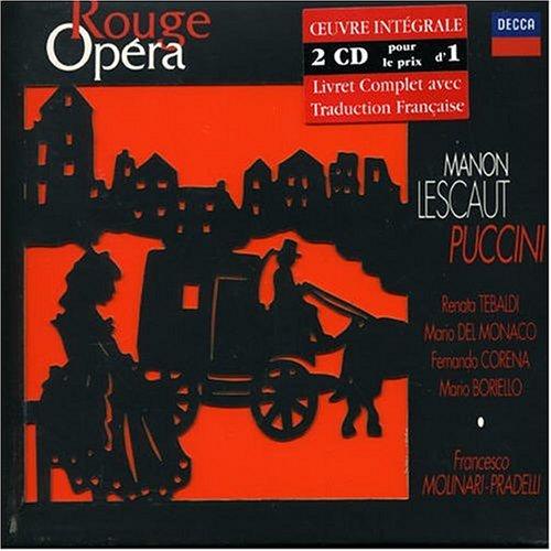 Max 54% OFF Puccini: Manon San Antonio Mall Lescaut