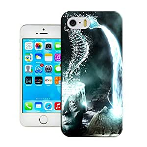 LarryToliver First Design Customizable Illustration art Best Durable Plastic Silicone iphone 5/5s Case