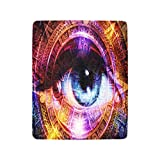 """InterestPrint Ultra-Soft Micro Fleece Blanket 40"""" x 50""""  Type: One-side Printing, 100% Polyester, 40""""(W) x 50""""(L)   21.16 Oz. Personalized and stylish blanket.   Easy to clean, machine washable and dries quickly.   The blanket with soft and comfortab..."""