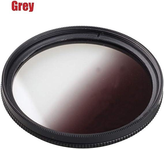 Market&YCY Filtro de gradiente de Filtro gradiente Gris Degradado ...