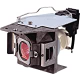BenQ W1080ST Projector Lamp Assembly with High Quality Genuine Original Osram P-VIP Bulb Inside 5J.J7L05.001