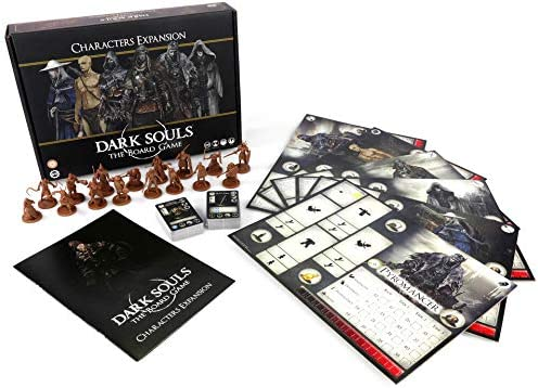 Steamforged Dark Souls: The Board Game - Character Expansion ...